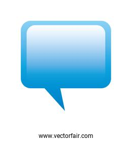 vector dialog and thought  design