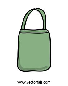 hand bag woman isolated icon