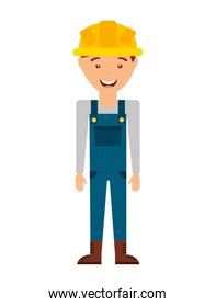 professional construction isolated icon design