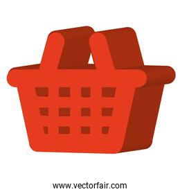 basket shopping store icon