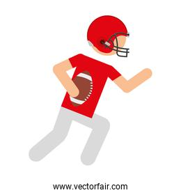 player american football icon