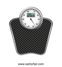 balance scale weight measure icon