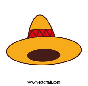 hat mexican culture icon