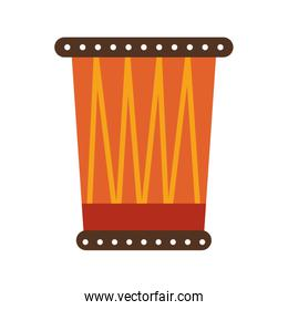 african drum isolated icon