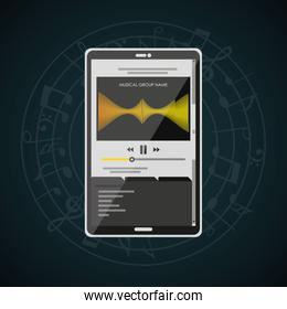 music player device electronic