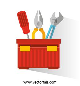 construction tools equipment icon
