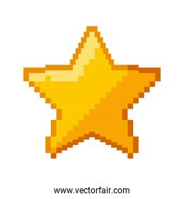 star game pixelated icon
