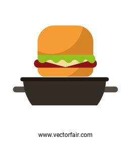 oven grill bbq icon