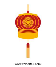 traditional japanese lamp icon