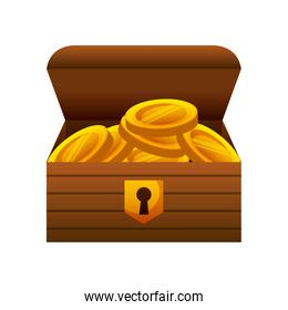 game Treasure chest icon