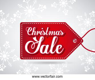 christmas sale design