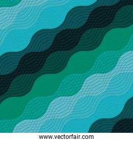 water waves background icon