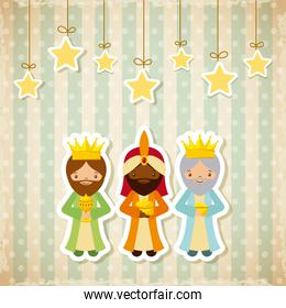 three wise men design