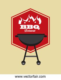 babecue grill icon