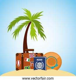 summer vacation design