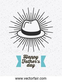 happy father day design
