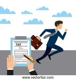 business and tax design