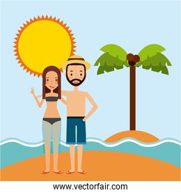 trip and vacations design