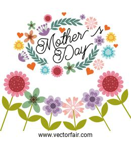 happy mother day design