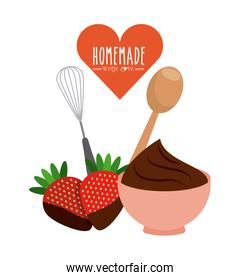 homemade with love design