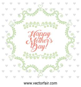 happy mothers day image emblem