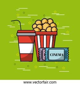 movies and cinema concept