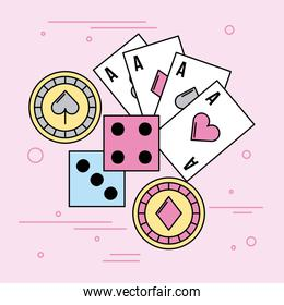 Casino betting pictures