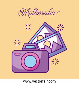 multimedia photographic camera picture gallery