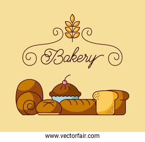 bakery elements product ingredient dessert and pastry food