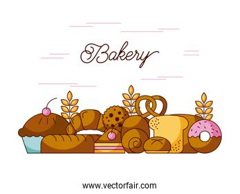 bakery   product ingredient dessert and pastry food