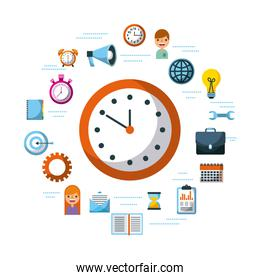 time management planning time organization of working