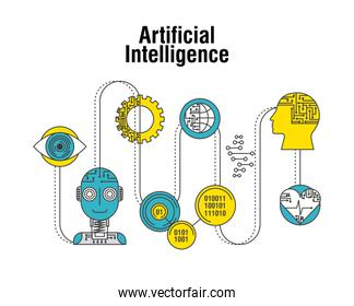 artificial intelligence robot connection technology