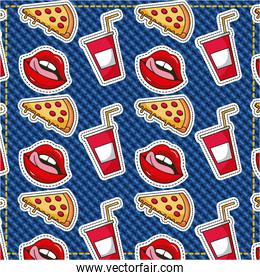 patches fast food