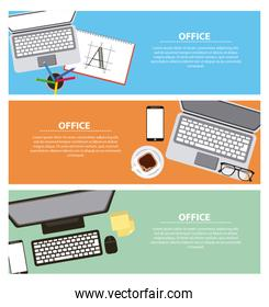 office working process