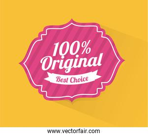 shopping design over  yellow  background vector illustration