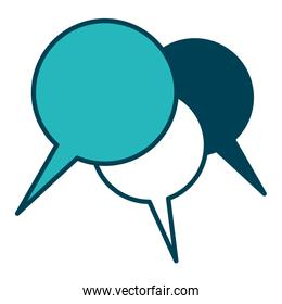 speech bubbles chat dialog talk image