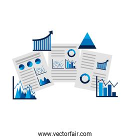 business work documents strategy plan statistics report