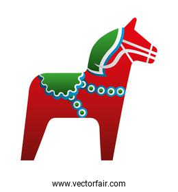 horse national toy of sweden