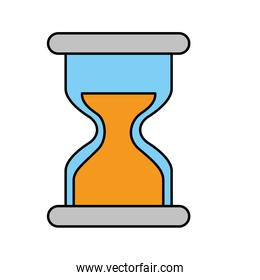 hourglass business work time image