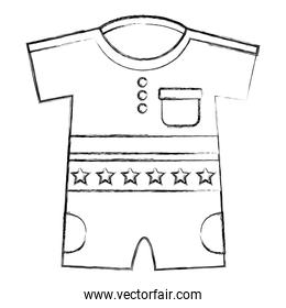 cute clothes for baby newborn boy with stars