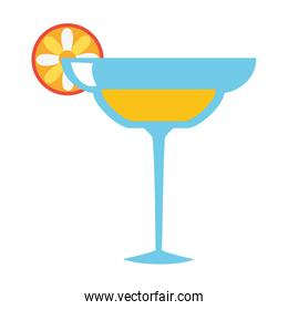 margarita cocktail mexican drink icon
