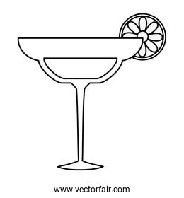margarita cocktail mexican cocktail icon