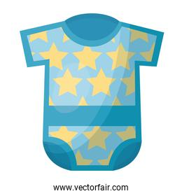 baby clothes with stars