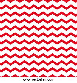 red and  background zig zag lines design