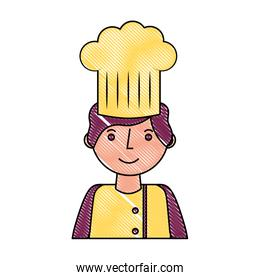 chef man professional worker