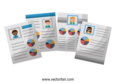 human resources document personal information
