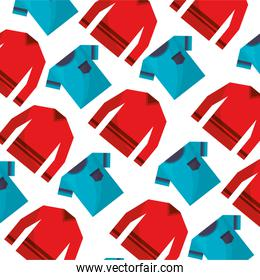 clothes tshirt and sweater fashion background