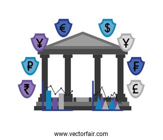 banking business foreign exchange currency