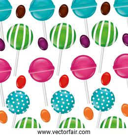 sweet confectionery candies bonbons tasty background