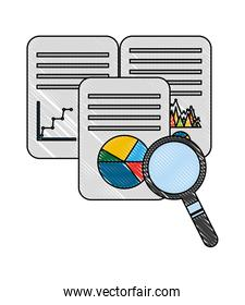 document report diagram information searching